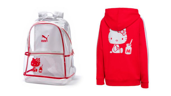 b4fef52d7094 Go Red Or Go Home With The Cute PUMA x  Hello Kitty  Collection – A ...