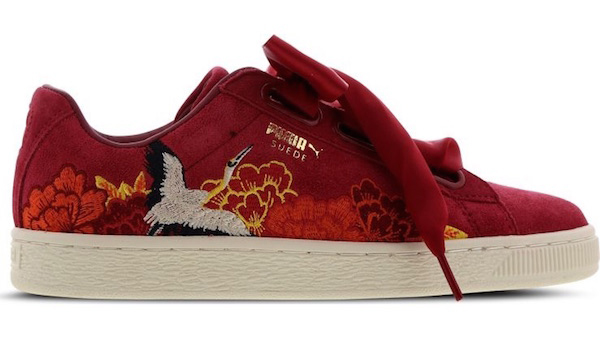 Style Japanese Embroidered Homage Pay Gorgeous Sneakers To Puma's qEa5n