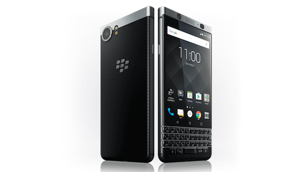 BlackBerry Teases Return Of Its QWERTY Smartphone That's An 'Icon Reborn' - DesignTAXI.com