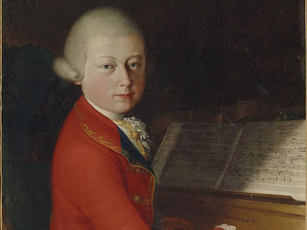 Rare Portrait Of Mozart As A Teenager Is Expected To Bring In US$1 Million