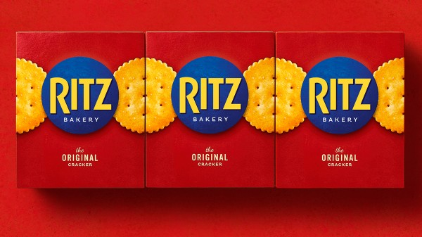 Ritz's Crisp New Branding Brings A Homelier Touch To Its Snack Crackers