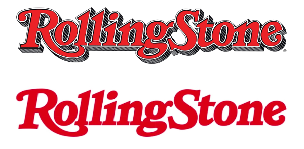 rolling stone redesigns its logo magazine and website to usher in rh designtaxi com rolling stone magazine logo vector rolling stone magazine logo vector