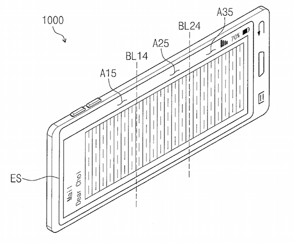 Samsung Foldable Phone Patents May 2018 6