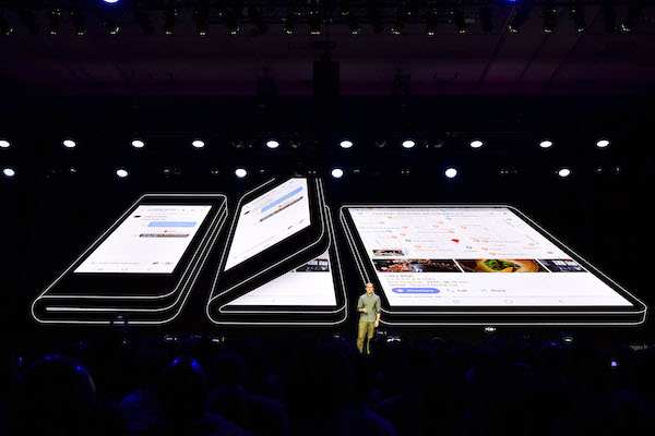 Samsung Wants To Release A Foldable Phone Every Year, Starting In 2019