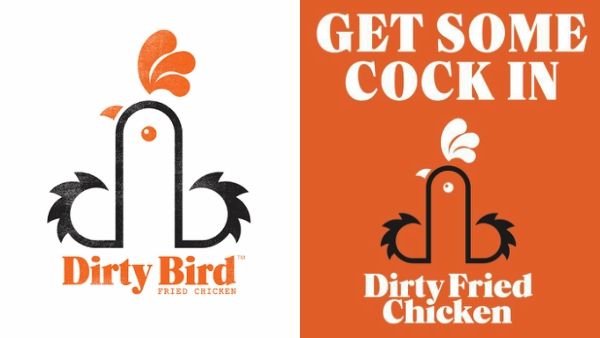 Chicken Jokes Dirty: Controversial Logo Designs That Aroused The Graphic Design