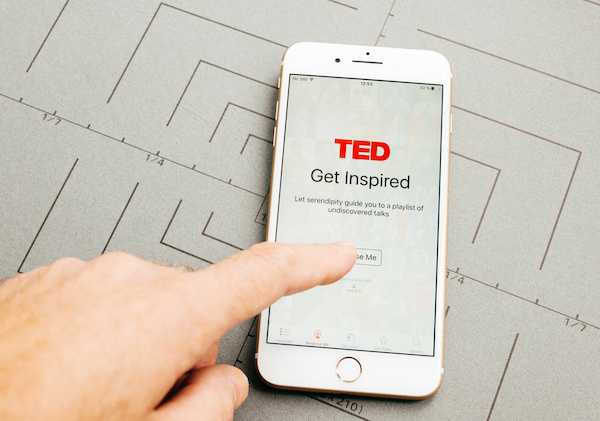Ted Talks Product Design