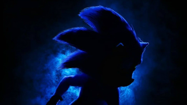 Artists Go Fast To Fix Movie Poster Of Swole 'Sonic The Hedgehog'