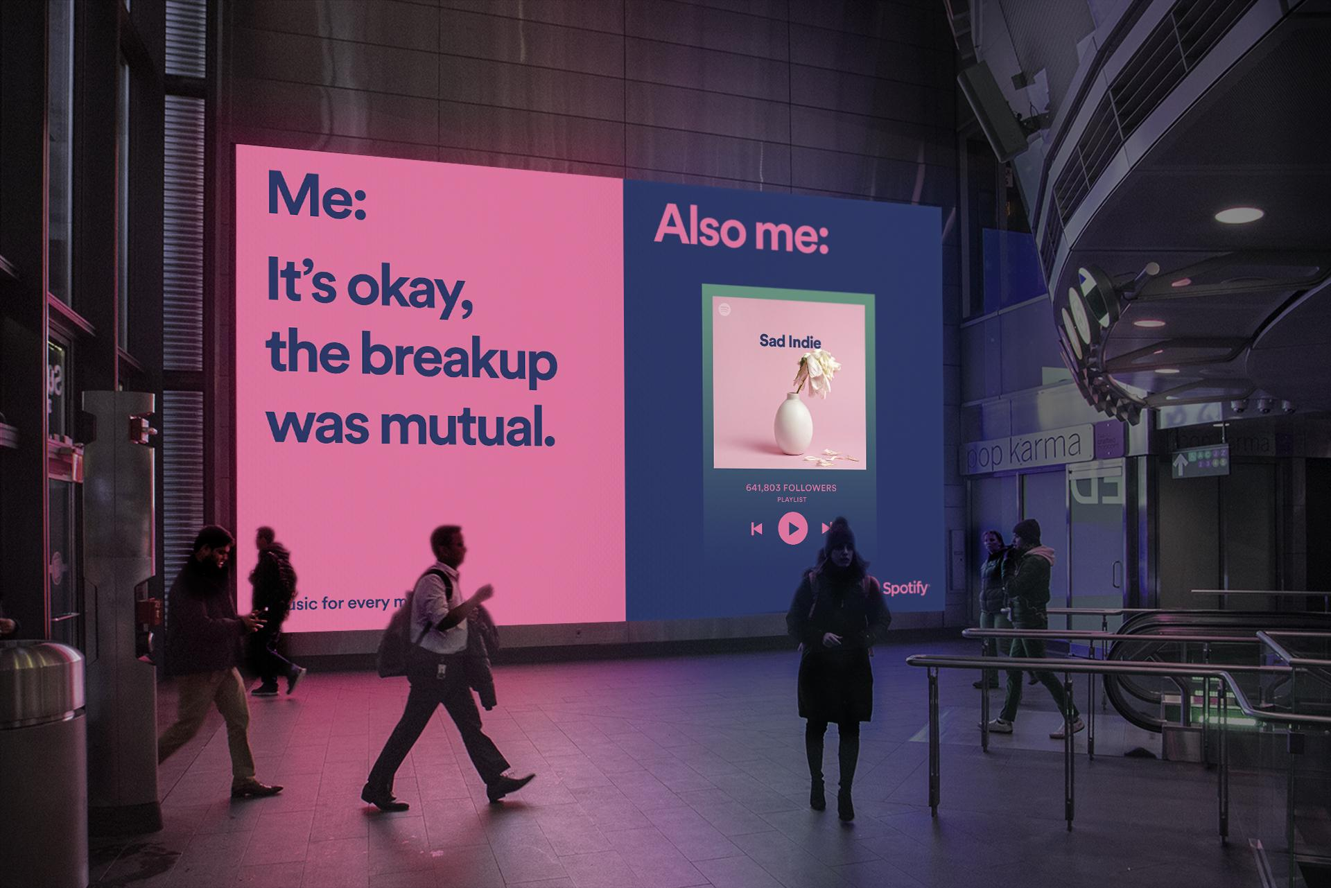Spotify Turns Memes Into Billboards To Prove That Its