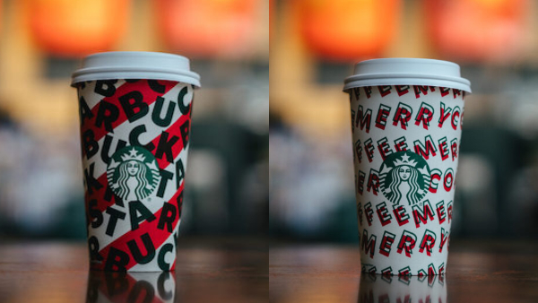Starbucks Reveals Four 2019 Holiday Cups Inspired By Gift