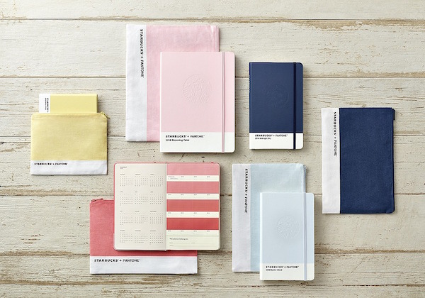 Get Ready To U201ccolor Your Life In Starbucks!u201d With Its Upcoming Range Of  2018 Planners. Made In Collaboration With PANTONE, This Pastel Colored  Stationery ...