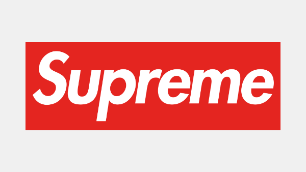 Why Supreme Isn't Allowed To Trademark Its Iconic Box Logo