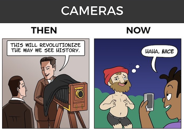 technology now vs then A 90s kid living in 2014: then and now  i feel lucky because i got to see both sides of the spectrum -- the world before the technology invasion and the world.