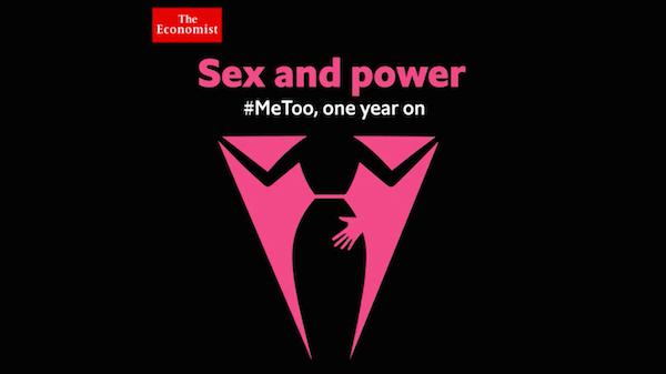 Zerchoo Art & Design - The Economist Magazine's Negative Space Cover