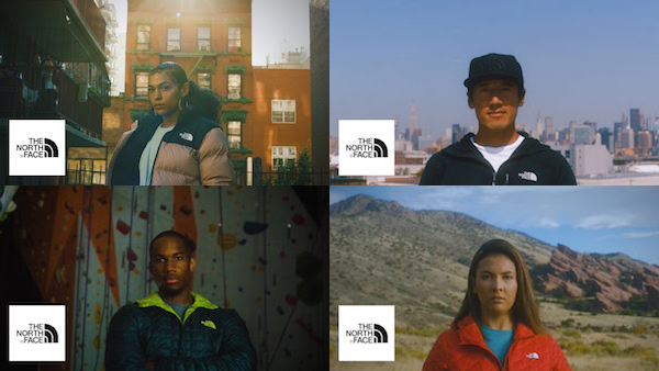 47c6ed4e6c1637 The North Face s Inspiring New Campaign Instantly Resonates With Any  Adventurer - DesignTAXI.com