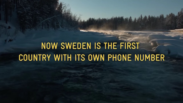 Sweden Boldly Launches Telephone Number You Can Call To  U2018talk To A Random Swede U2019