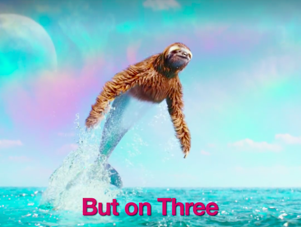 can you not meme sloth
