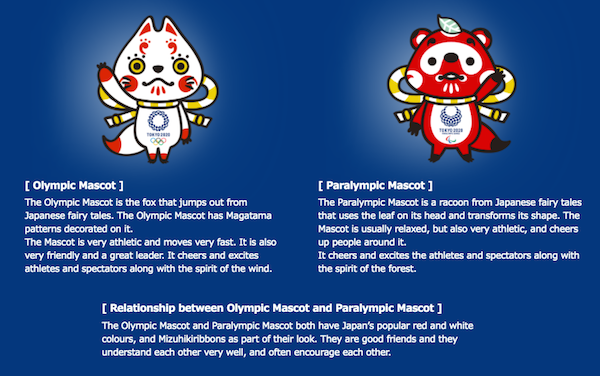 Tokyo 2020 Olympics' Mascot Contenders Revealed, Which Pair Is Your Favorite? - DesignTAXI.com