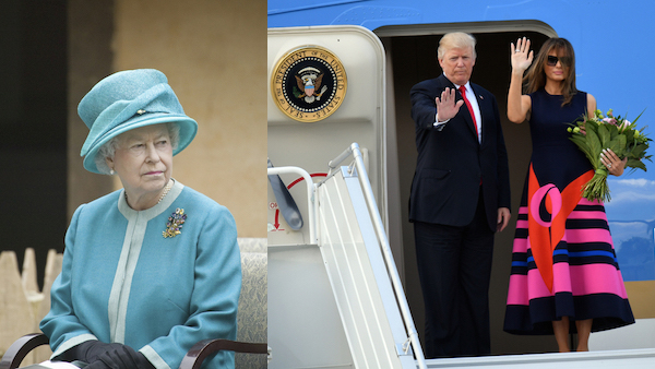 Most Hilarious And Creative Memes From Donald Trump's UK Visit Are Pure Gold - DesignTAXI.com
