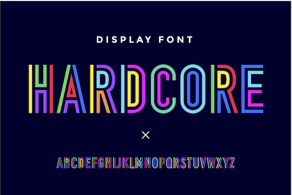 Hot Typography Trends To Help Your Projects Carry Extra Weight In 2020