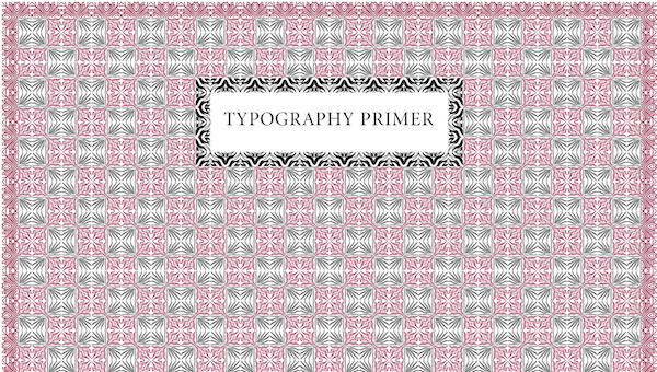 Adobe's Free 'Typography Primer' PDF Is Still Relevant & Useful 20 Years On