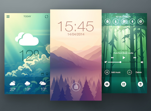Exciting UI Design Trends For 2018 That Are Changing The Digital Sphere
