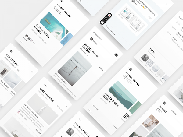 Cool User Interface Freebies And Inspiration To Make Your Life Easier