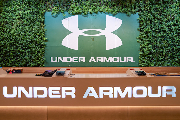 Under Armour Sues Activewear Brand Over Lookalike Logo That 'Causes Confusion'