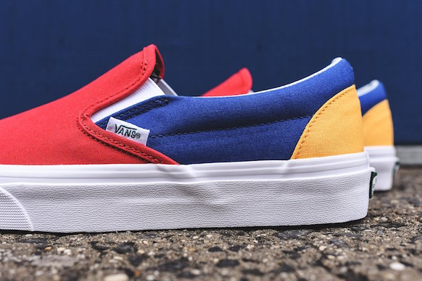 Ten Ten Taxi >> Vans Gives Its Classics A Colorful Makeover In Its Special