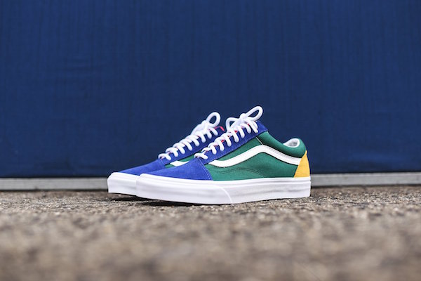 Vans Gives Its Classics A Colorful Makeover In Its Special