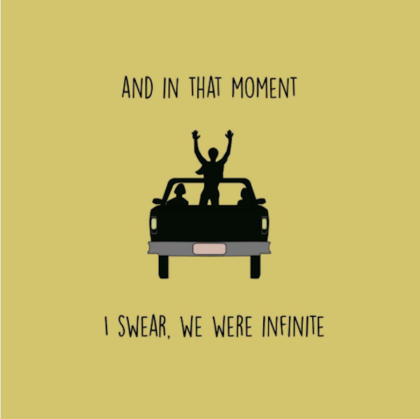 The 20 Best Love Quotes From The Perks of Being a Wallflower