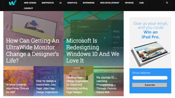 Web Designers: Awesome Design, Development, UX Blogs To Follow For Inspiration
