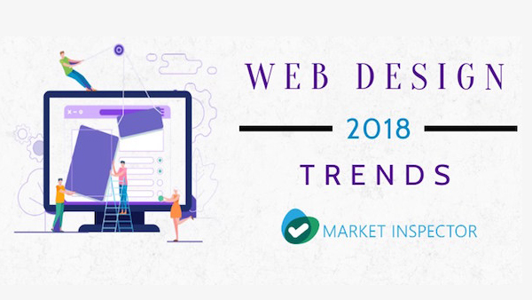 Infographic: Top 15 Web Design Trends Of 2018, According To 40 Experts