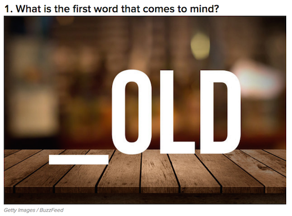 Quiz: Simple Word Test Reveals If You're More Extroverted Or