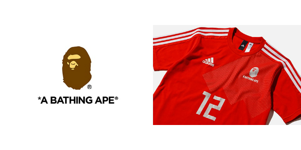 1fe66238a2cc Image via adidas Japan adidas Originals and A Bathing Ape have teamed up to  launch a capsule collection for champions.