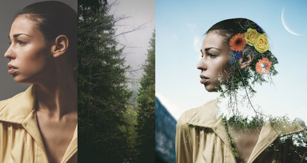 A Useful 10-Step Instagram Tutorial On Creating A Double Exposure In Photoshop