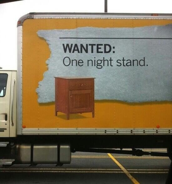 one night stand ads