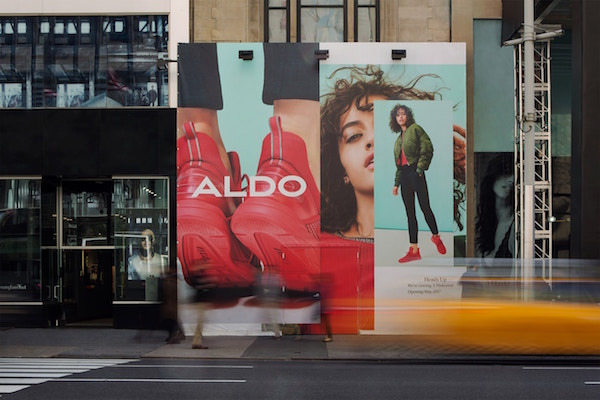 Aldo Receives Vibrant, Stylish Rebrand And First Website Redesign In Ten Years