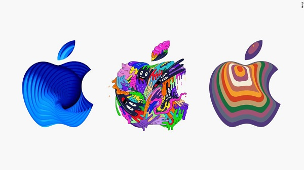 What Apple's Colorful Logos Might Hint About Its October Product Launch Event