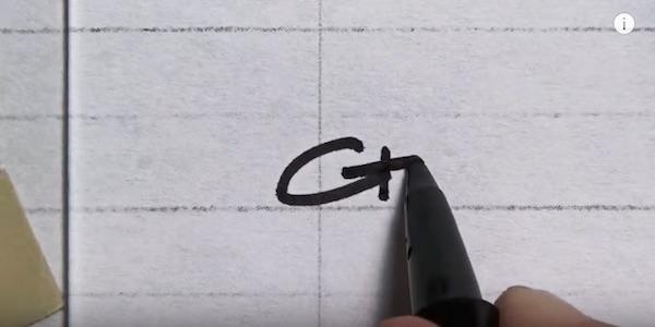Watch: An A-Z Guide On How To Hand Letter Like An Architect - DesignTAXI.com
