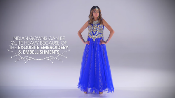 Watch Gorgeous Traditional And Modern Wedding Dresses