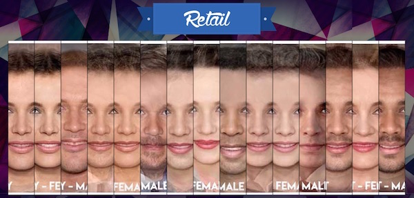 Average Car Insurance >> The 'Average Face Of Brand Models' Shows Lack Of Diversity ...