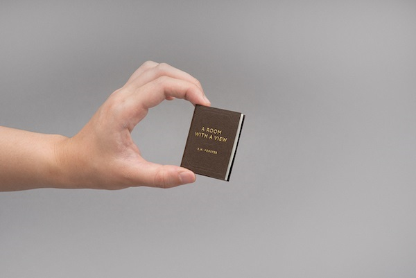 Delightful business cards designed to look like tiny popular these unique business cards designed to look like tiny books will surely leave a lasting impression on potential clients colourmoves