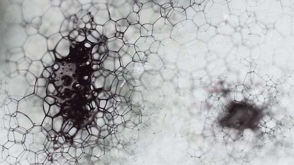 Watch: Stunning Monochromatic Video Made Entirely With Black-And-White Objects