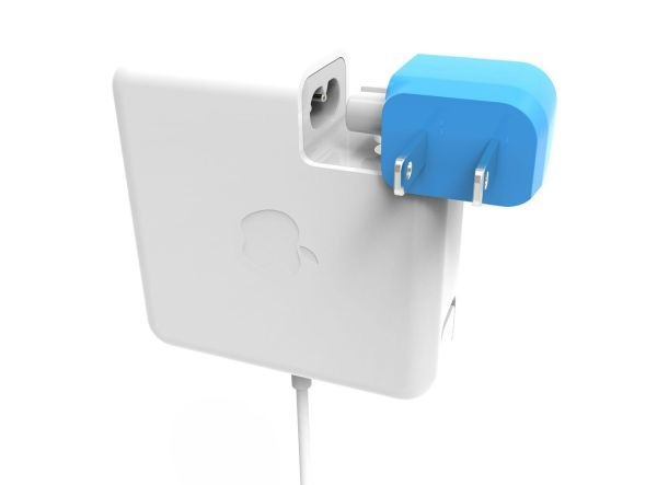 Clever Add-On To MacBook Charger Makes It More Compact, More Convenient To Use