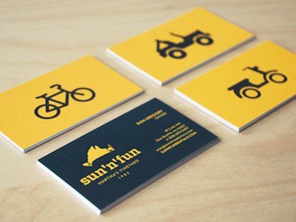 50 Examples Of Creative Business Cards That Will Leave A Great Impression