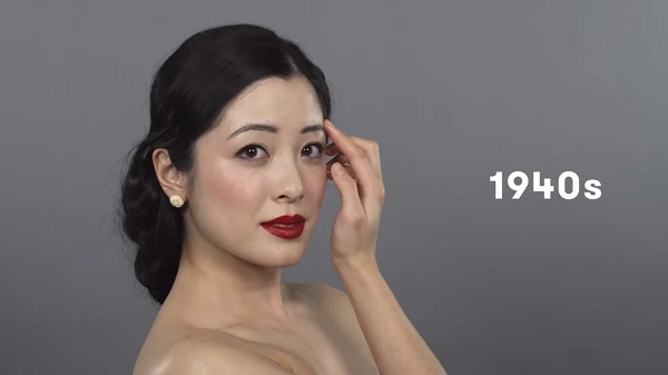 Watch The Evolution Of Beauty Standards In China Over 100 Years - Designtaxicom-1607