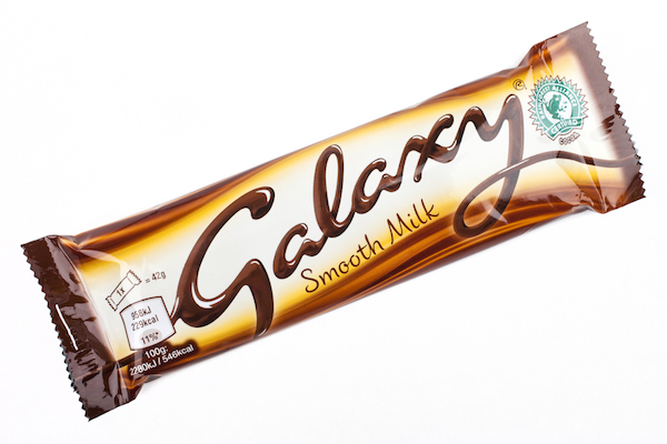 Galaxy Releases A White Chocolate Version Of Its Silky