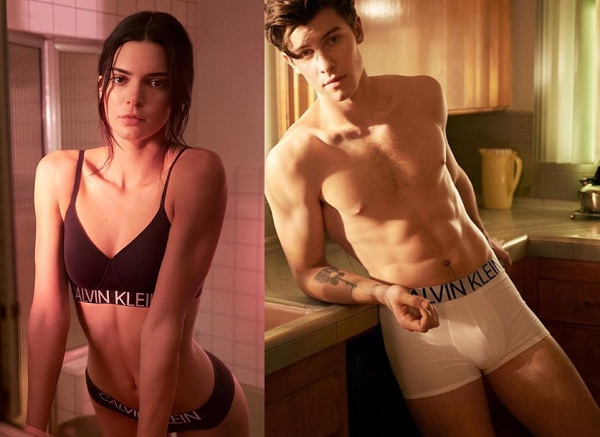 Calvin Klein Campaign Sets Pulses Racing With Kendall Jenner, Shawn Mendes, More