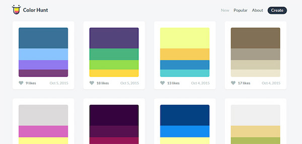 this online tool helps you to create cohesive color schemes