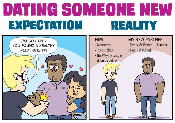 Comics The Expectations Vs Realities Of Being Friends